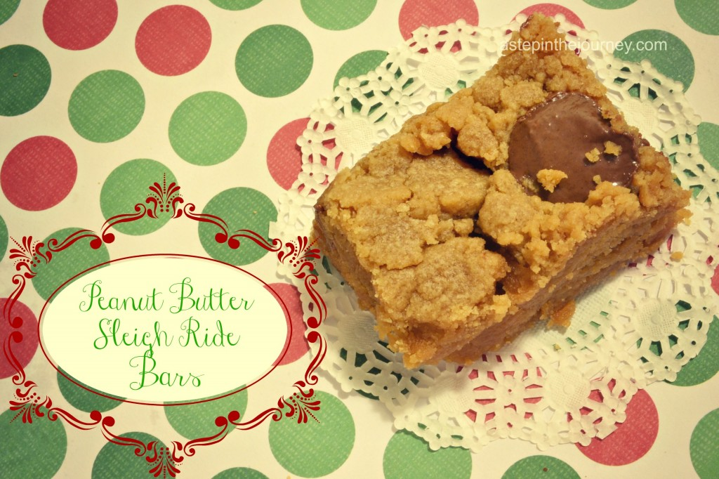 Peanut Butter Sleigh Ride Bars_feature image