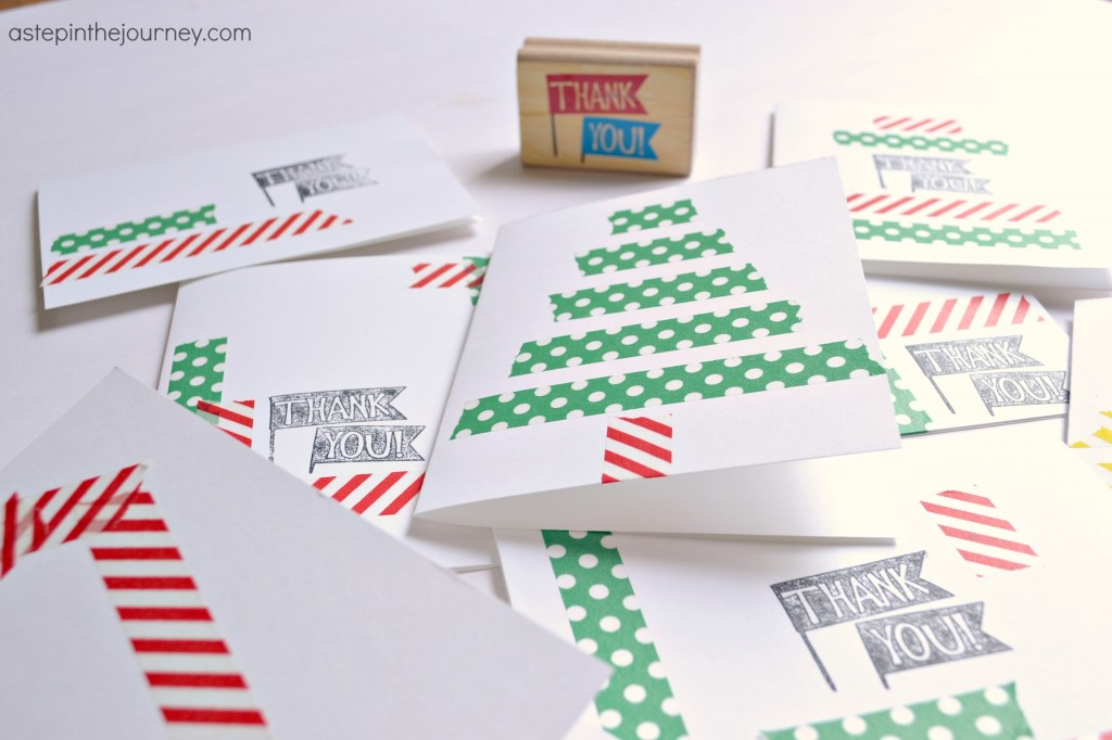DIY Christmas Thank You Cards_2