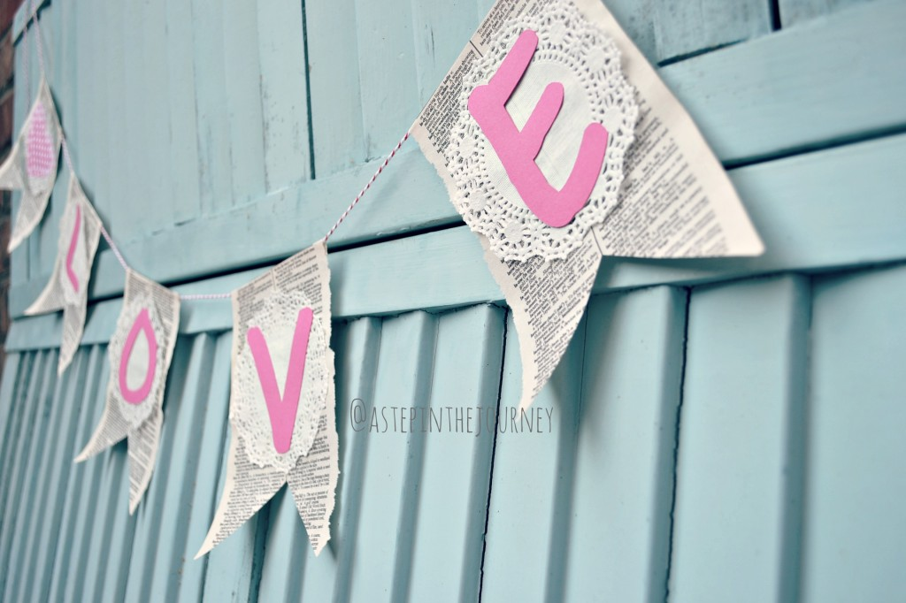 Love Bunting