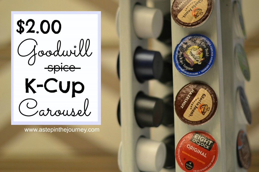 Perfect K Cup Carousel