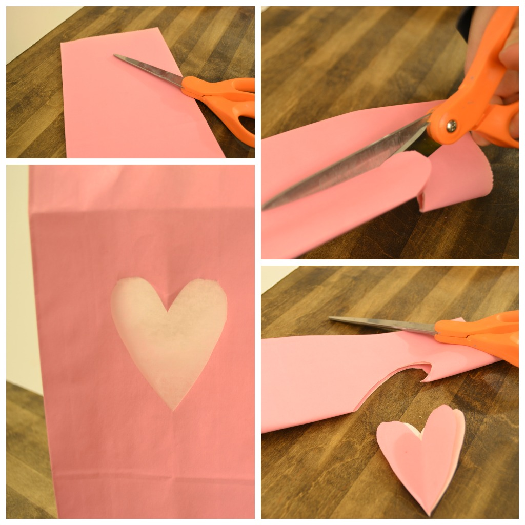How to Valentine Treat Bags