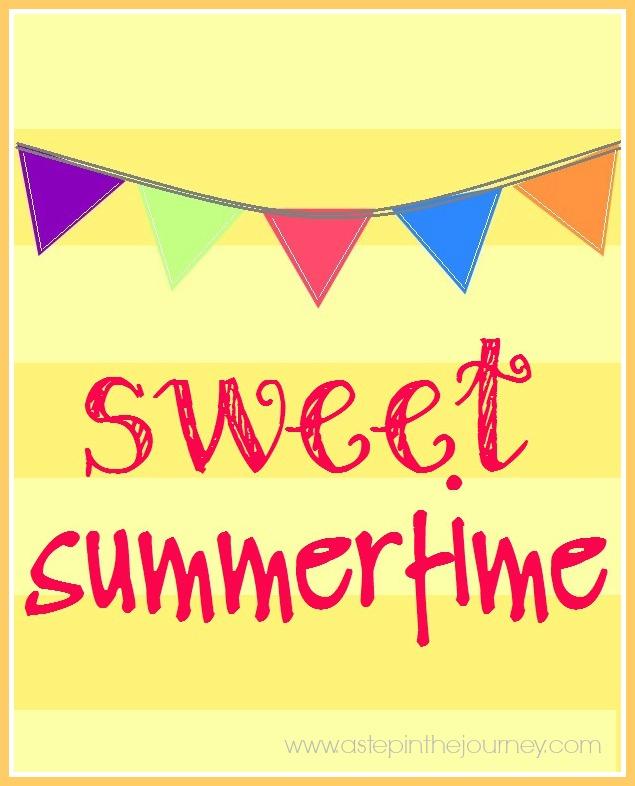 Back on the Blogging Bandwagon & a Summer Printable