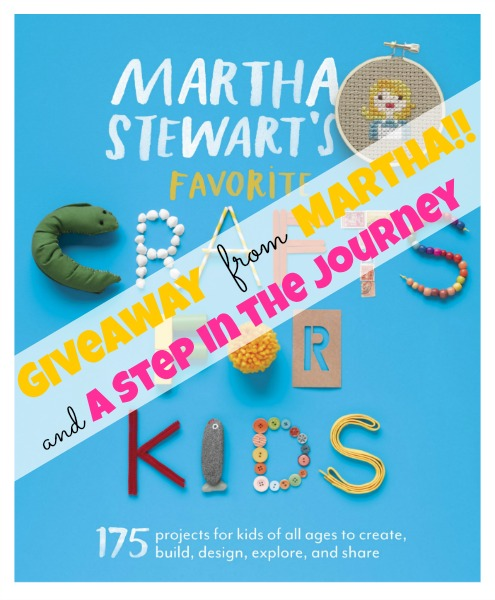 Martha Stewart Giveaway Pinnable