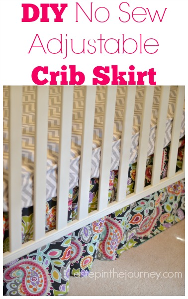 no_sew_diy_crib_skirt