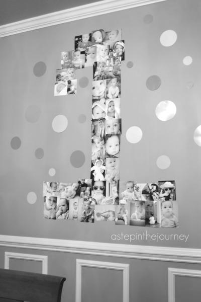 first_birthday_photo_collage