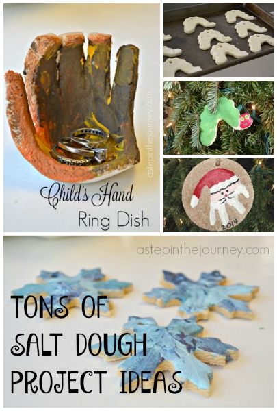 salt dough project ideas