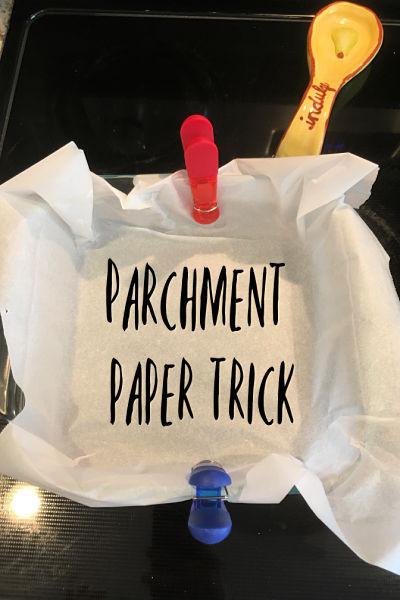 Parchment Trick